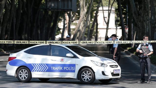 Turkse politiemannen gedood bij aanslag in Mardin