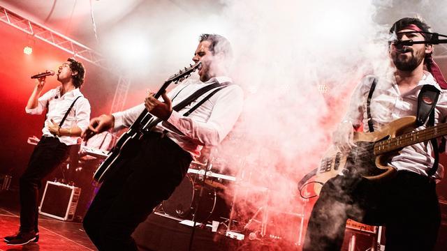 Hottub Heroes afsluiter eerste Klomppop Festivalweekend
