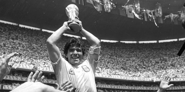 Deel jouw herinnering aan Diego Maradona