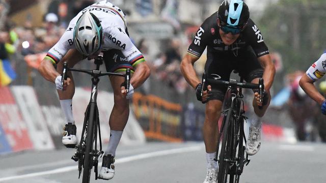 Sagan wil Milaan-San Remo niet winnen op manier van Kwiatkowski