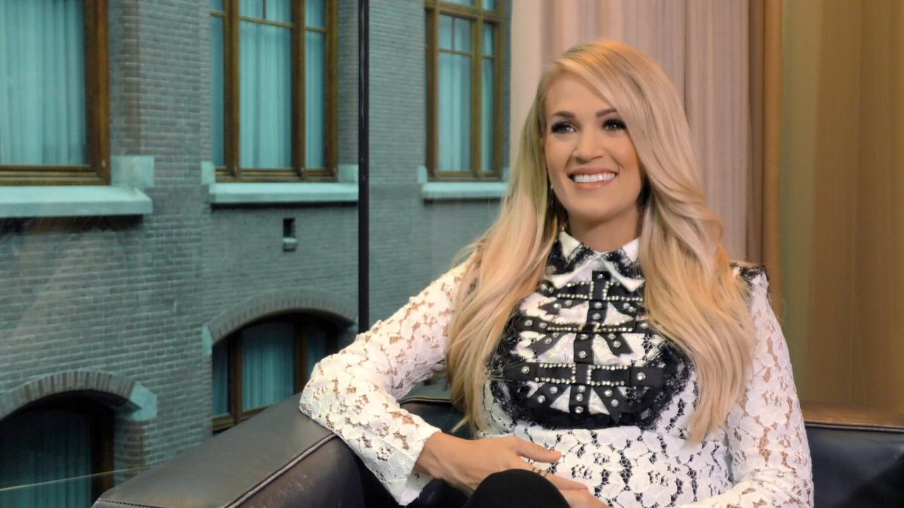 Carrie Underwood verwerkt moeilijke periode op 'Cry Pretty'