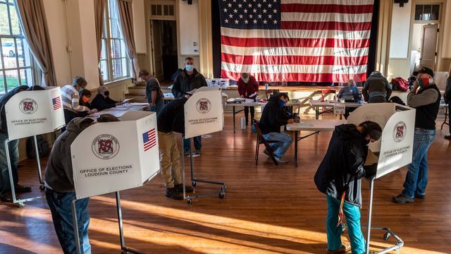 Ruim honderd miljoen Amerikanen stemden vervroegd bij verkiezingen