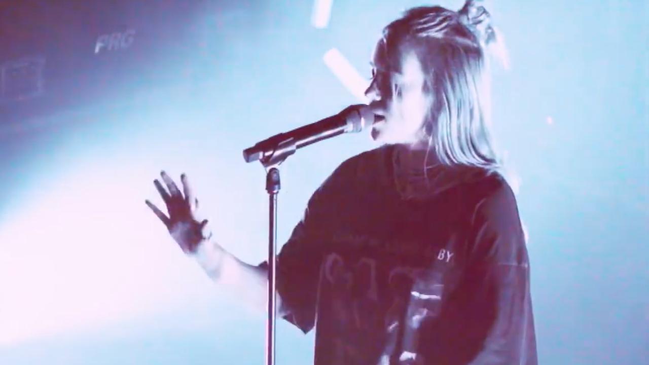 Billie Eilish: 'Niemand die mij kent denkt dat ik depressief kan zijn'