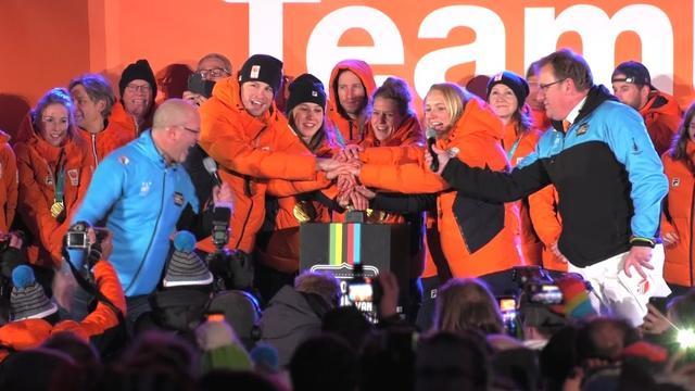 Olympische schaatsers kiezen mooiste moment van Spelen