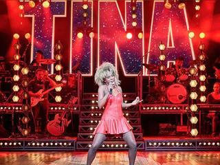 Bestel tickets voor TINA - De Tina Turner Musical met 5 euro voordeel