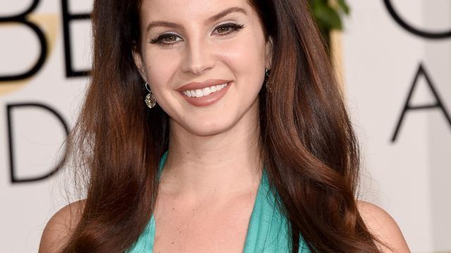 Ex-vriend Lana Del Rey moest einde relatie uit interview vernemen