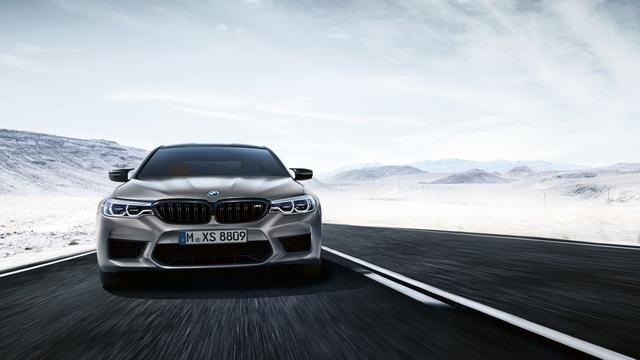 BMW lanceert krachtigere versie M5