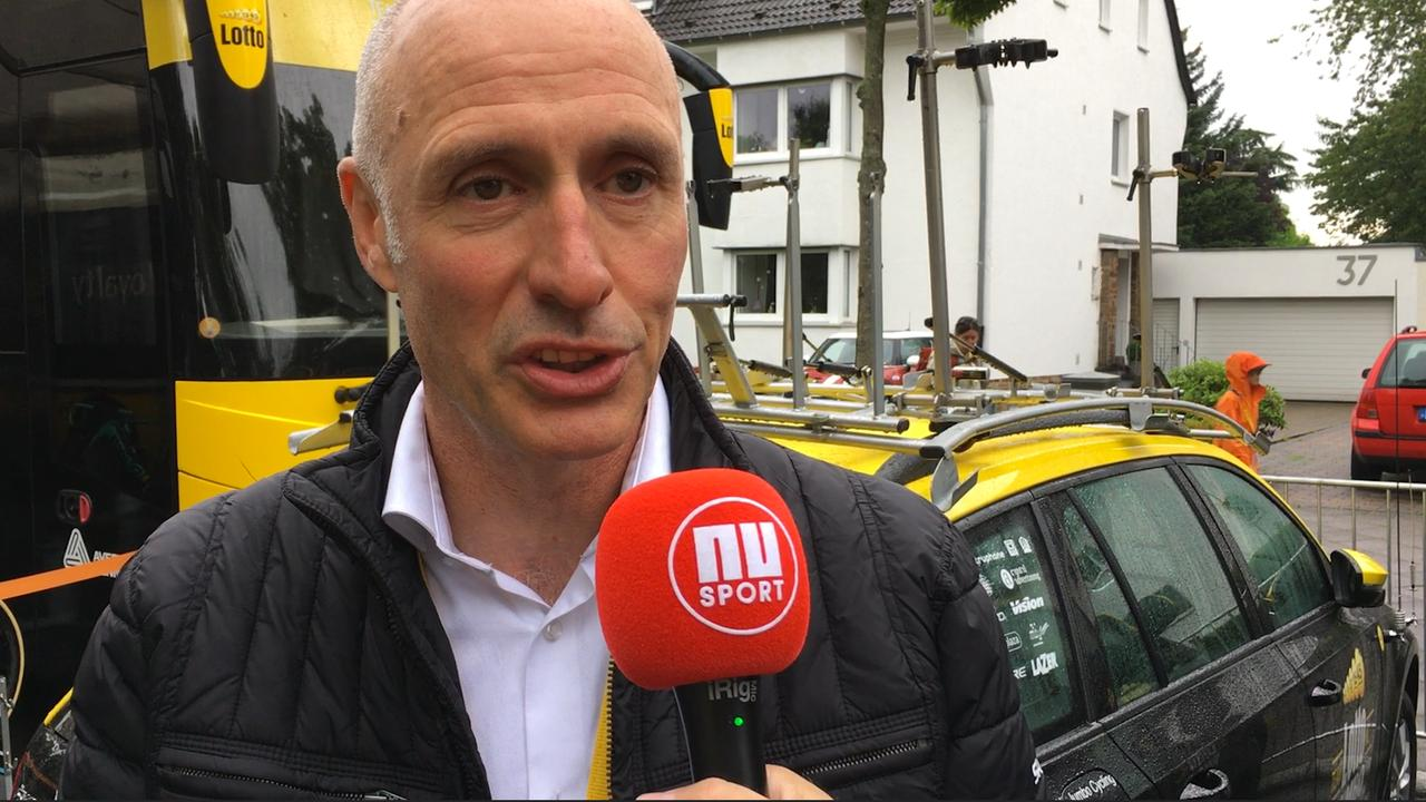 'Tourstart Lotto-Jumbo is gewoon klote'