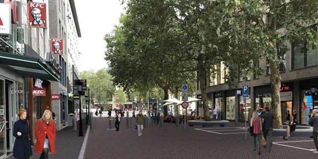 Werkzaamheden Hollandse Toren in Utrecht beginnen eerder door lockdown