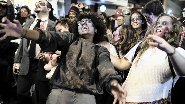 Inwoners stad Florida krijgen waarschuwingsbericht over zombies
