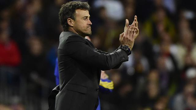 Barcelona-coach Enrique wil verlaat kerstcadeau in de vorm van extra spits