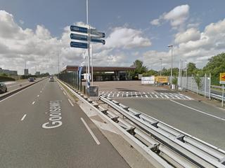Incident gebeurde aan de Gooiseweg