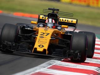 Ricciardo, Hülkenberg en Hartley haalden eindstreep niet