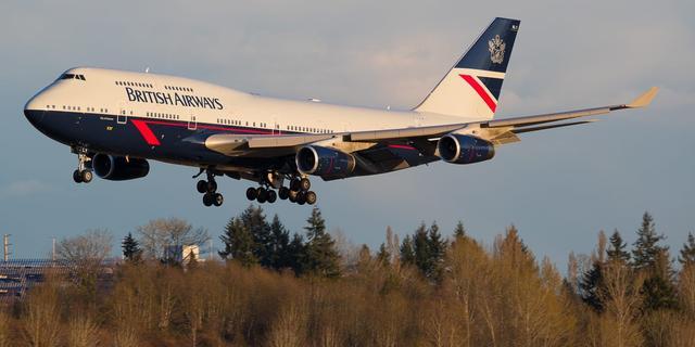 British Airways krijgt boete van 20 miljoen pond vanwege groot datalek in 2018