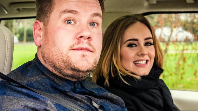 Amerikaanse tv-zender wil van Carpool Karaoke aparte reeks maken