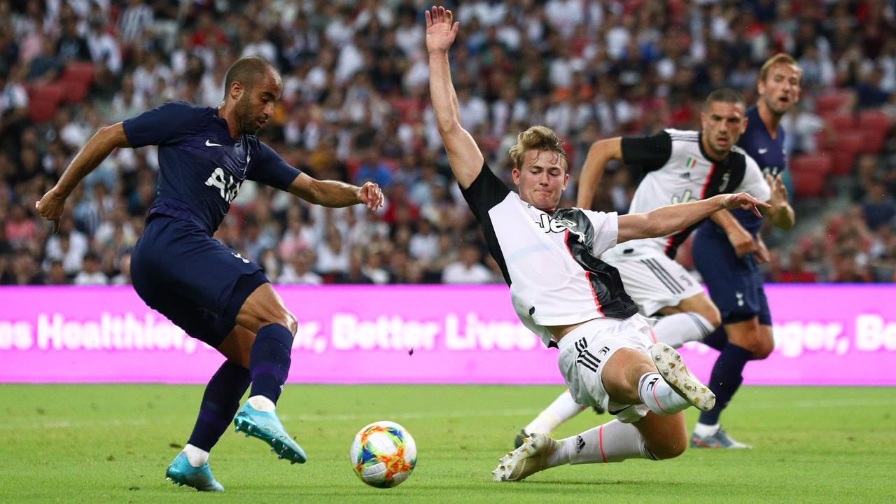 De Ligt Loses In An Unofficial Debut At Juventus By World Goalie Kane Teller Report