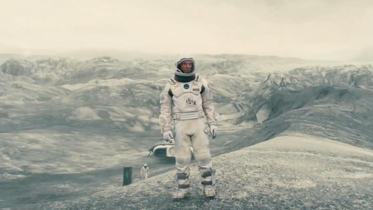 Bekijk de trailer van Interstellar