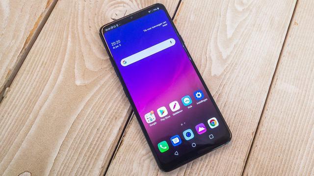 'LG presenteert opvouwbare telefoon in zomer 2019'