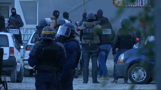 Franse politie doorzoekt huis dader aanval Trèbes