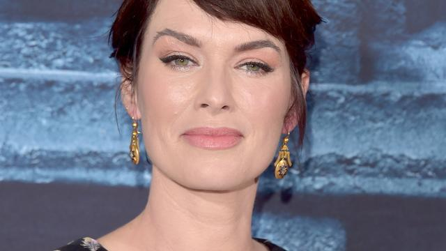 Zieke Lena Headey mist première Game of Thrones