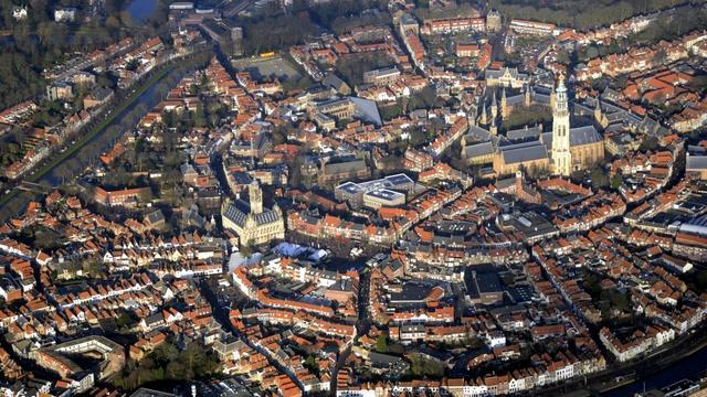 Conferentie over ondernemen in kader 800 jaar Middelburg