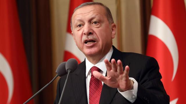 Erdogan dreigt met zaak tegen VS vanwege mogelijke sancties om predikant