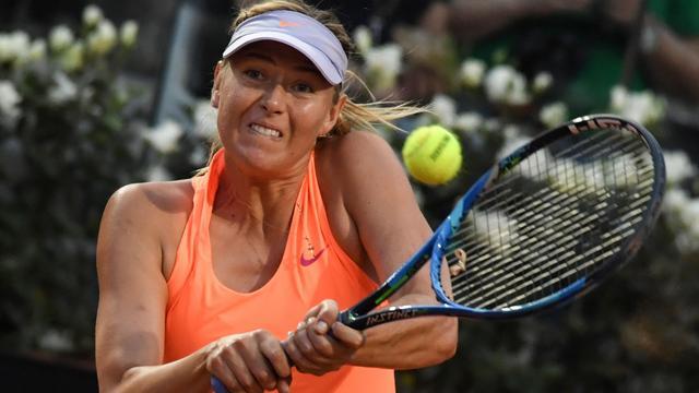 Sharapova vraagt geen wildcard aan voor hoofdschema Wimbledon