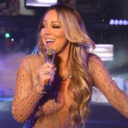 Plaat Mariah Carey na zeventien jaar op nummer één
