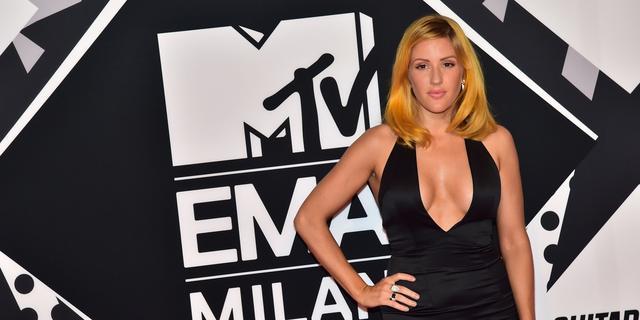 Ellie Goulding verbaasd over 'gebrek aan vrouwen' op Britse festivals