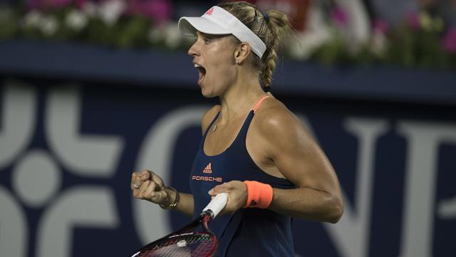 Kerber plaatst zich voor halve eindstrijd op WTA-toernooi Monterrey