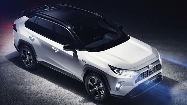 Toyota vervangt Amerikaanse RAV4