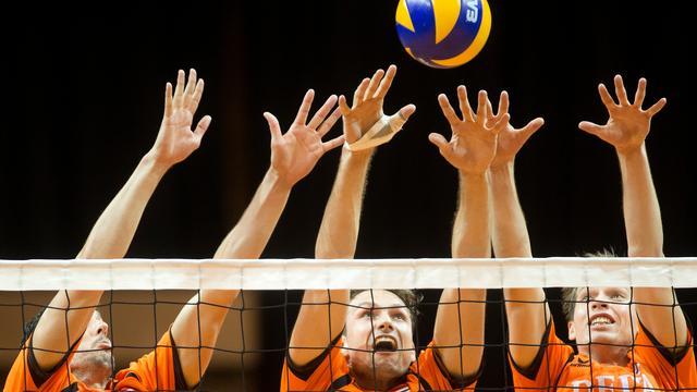 Nederland mede-organisator EK volleybal mannen 2019