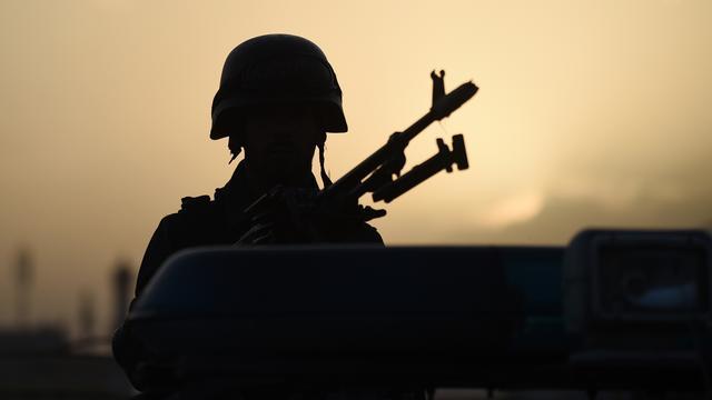 Vijftien talibanstrijders gedood bij aanval op trainingscentrum van Afghaanse politie