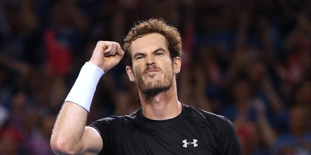 Murray stijgt naar tweede plaats ten koste van Federer