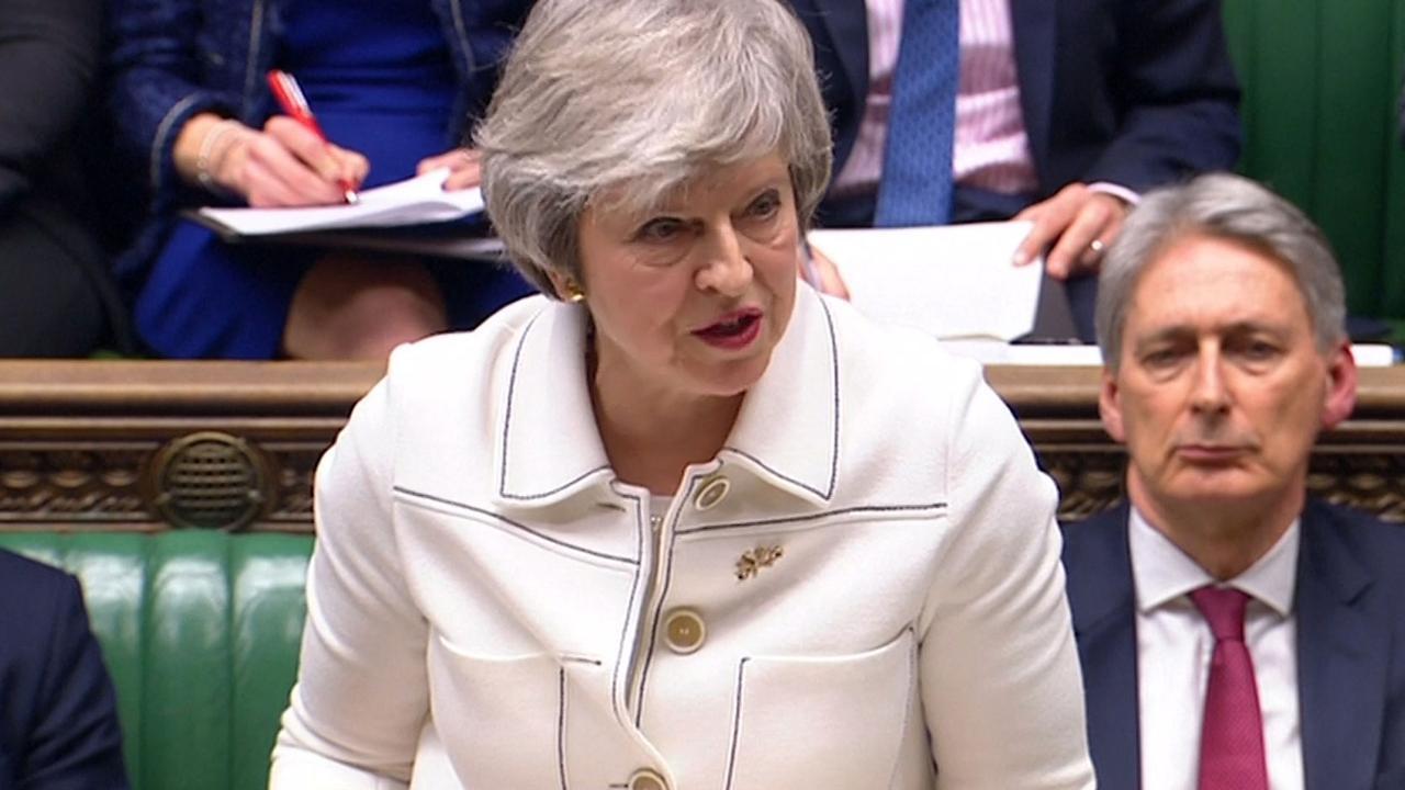May: 'Deze deal afwijzen is bedreiging voor eenheid VK'