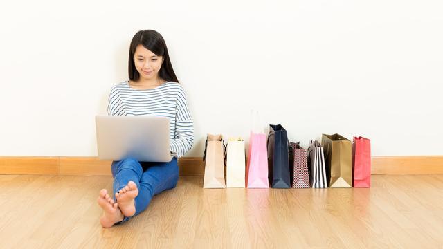 'Black Friday vooral goed voor online verkopen'