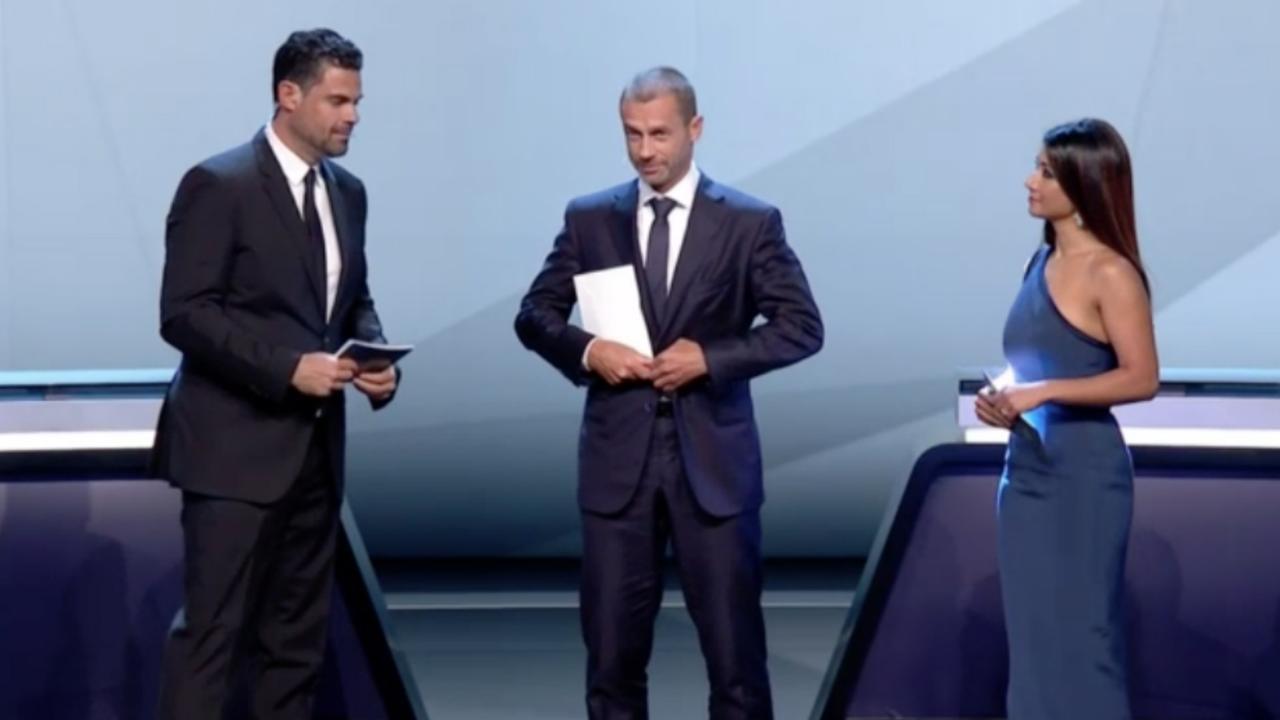 Live: UEFA maakt voetballer van het jaar bekend