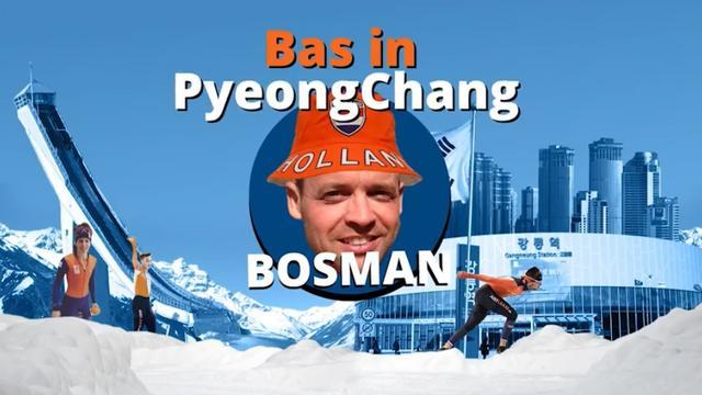 Alphenaar Bas Bosman vlogt vanaf de Olympische Spelen