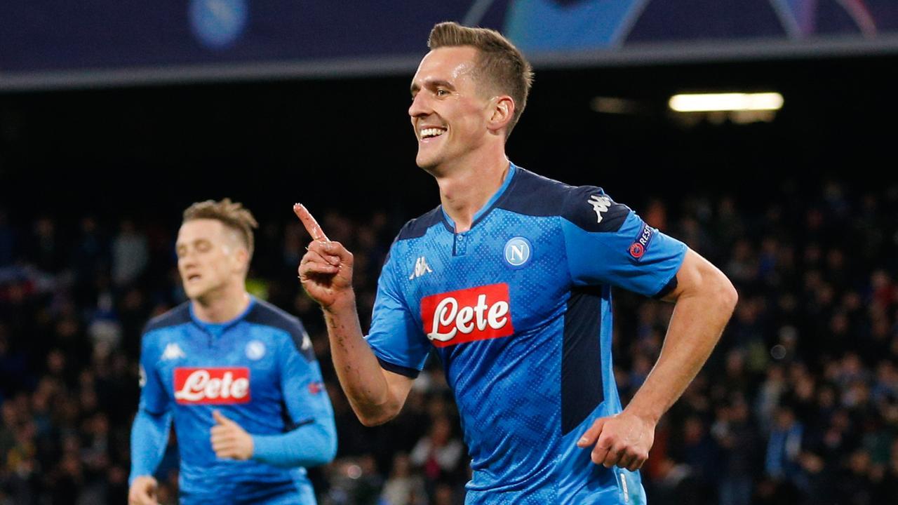 Samenvatting Napoli-Genk (4-0)