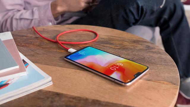 OnePlus 6 volgende week verkrijgbaar voor 519 euro