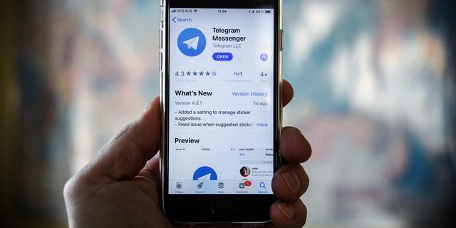 Rusland blokkeert chat-app Telegram definitief