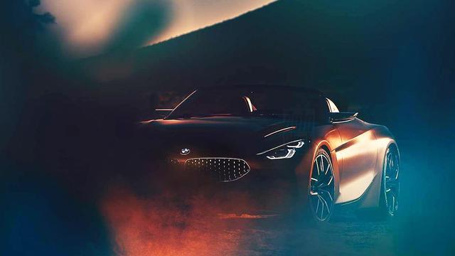 BMW toont eerste foto opvolger Z4