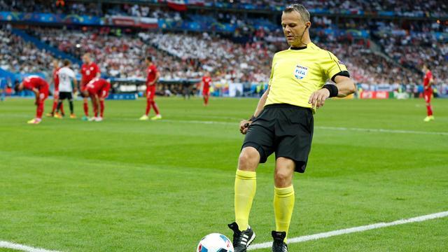 Kuipers vierde man bij achtste finale tussen Duitsland en Slowakije