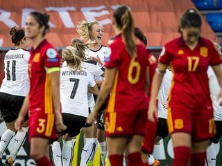 Denemarken verrassend te sterk voor titelverdediger