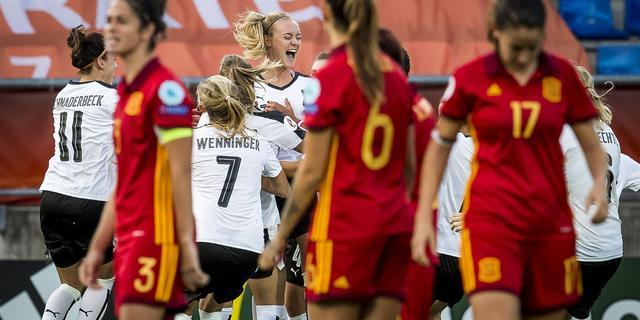 Debutant Oostenrijk, Denemarken en Engeland naar halve finale EK
