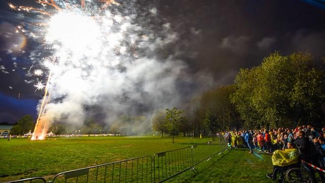 VakantieSpel 2018 afgesloten met vuurwerkshow en lichtjesparade