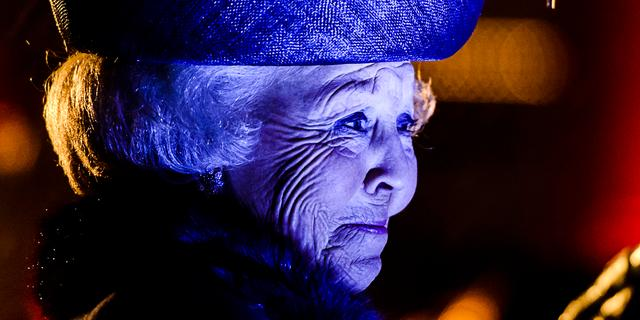 Amsterdam Light Festival geopend door Prinses Beatrix