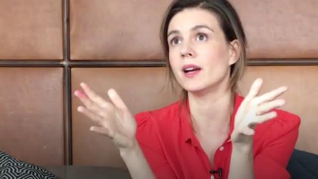 Katja Herbers was bang ontslagen te worden bij Westworld