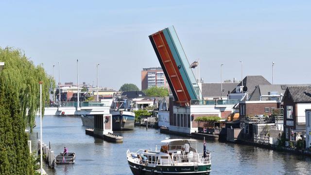 Julianabrug gesloten wegens wegwerkzaamheden