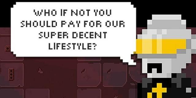 Ontwikkelaar laat piraten onuitspeelbare versie van game spelen